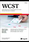 Teste Wisconsin de Classificação de Cartas - Bloco de Respostas